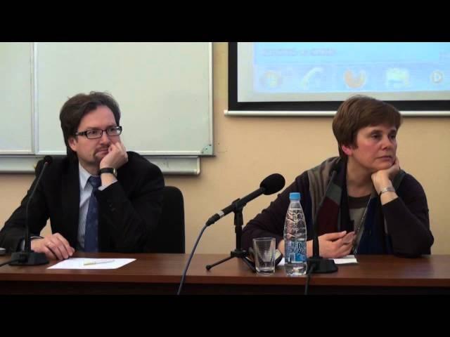 Зачем нужны гуманитарии на рынке труда | Ирина Прохорова | ЕУСПб | Для Лекториума