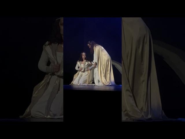 «Последнее испытание» дуэт короля-жреца и Крисании(19.11.17)
