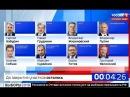 Выборы-2018. Подсчет голосов. Прямой эфир до 0300 утра