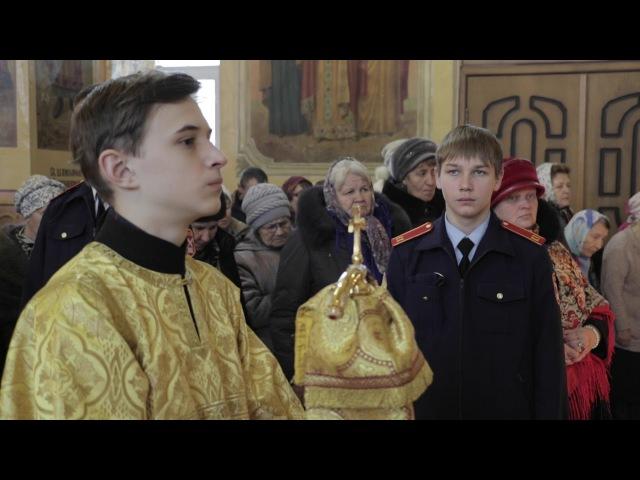 19.12.17 День памяти св. Николая Чудотворца – престольный праздник Никольского хра ...