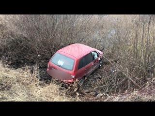 День за днем. На дороге Ашит-Агидель столкнулись две машины
