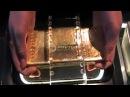 Золотой банковский слиток весом в 12,5 кг стоимость около 400 000 ЕВРО