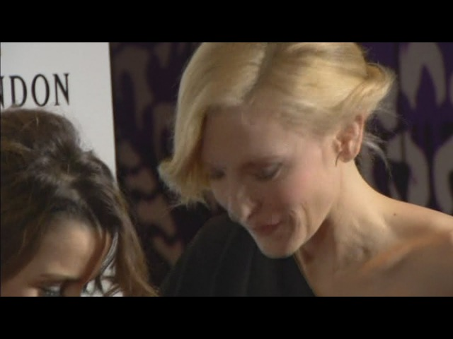 Oscars 2014: Cate Blanchett discusses wearing Crocs on the Academy Award red carpet
