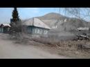 Дом натурально падает в шахту