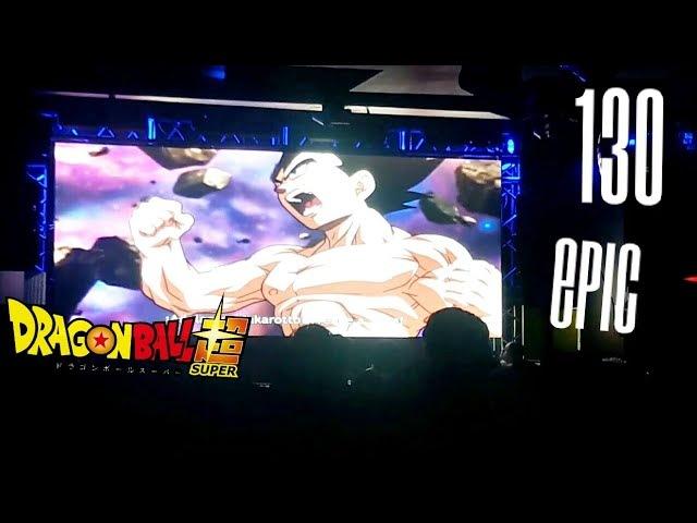 Dragon Ball Super 130 Reaction Reaccion Bar Antro