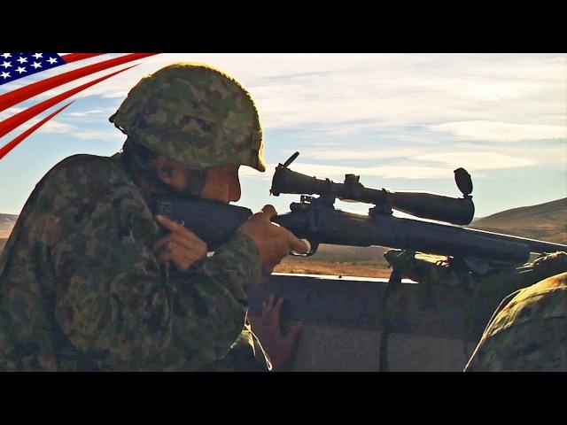 Japanese Snipers Urban Environment Sniping: Rising Thunder 2016 - 自衛隊スナイパーの市街地狙撃 ライジング・サンダ1