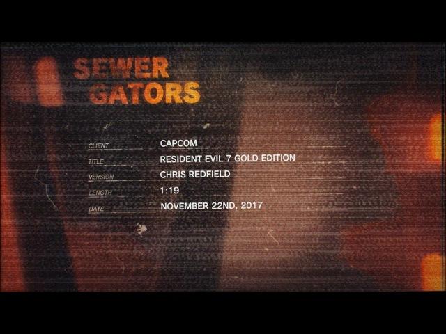 Resident Evil 7 - Sewer Gators Vol. 2
