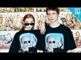 Коллекция одежды с портретом Путина