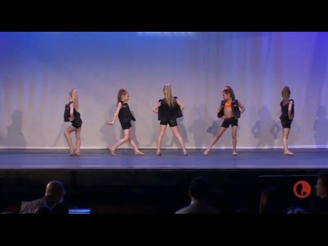 Dance Moms | The Mini's Group Dance Just Like Mama Said