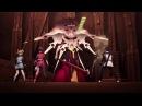 Kirito vs Boss 100 lvl Sword Art Online AMV