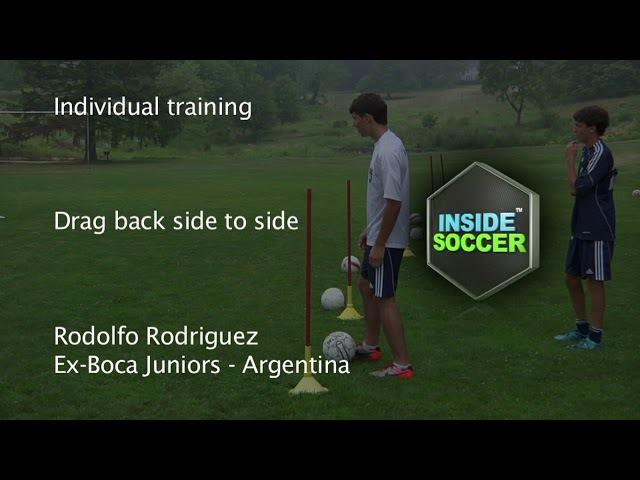 Individual Technique 1: Rodolfo Rodriguez