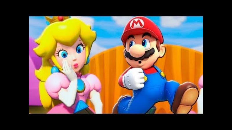 СУПЕР МАРИО ОДИССЕЙ 21 мультик игра для детей Детский летсплей на СПТВ Super Mario Odyssey