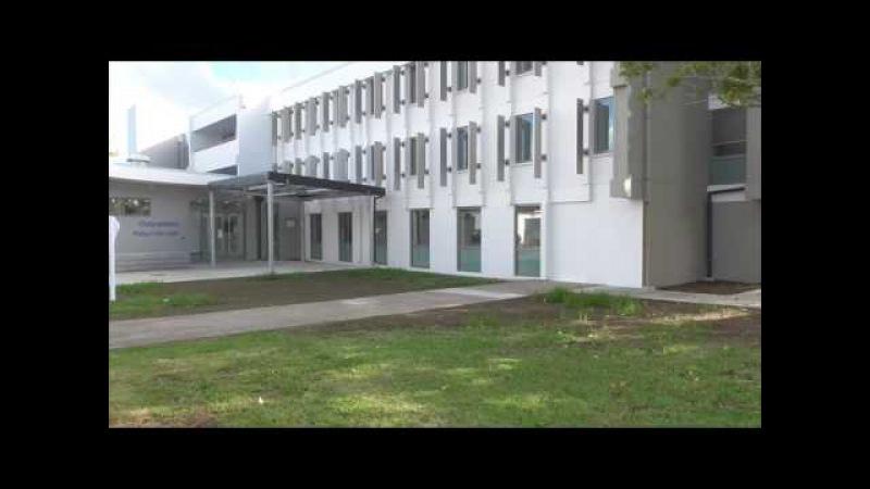 Auckland's North Shore Hospital Outpatients clinic refurbishment.