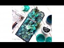 Step by Step Mixed media Tag Tutorial Spread your wings
