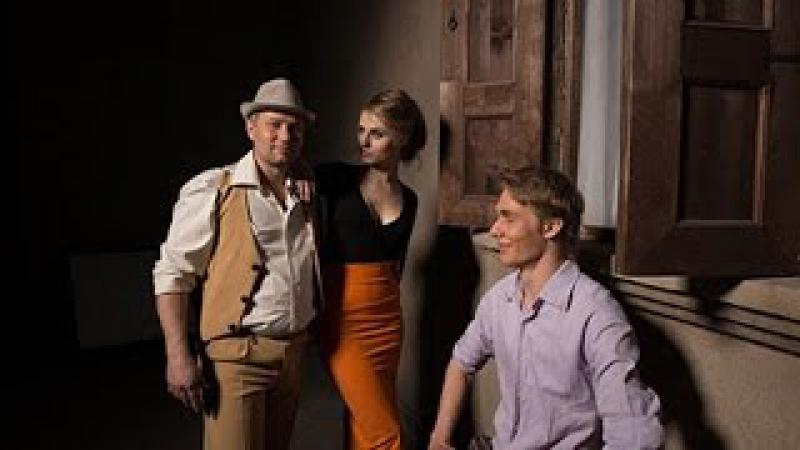 Группа Elena et les Garçons (Элена и ребята) французский шансон, джаз на праздник, корпоратив