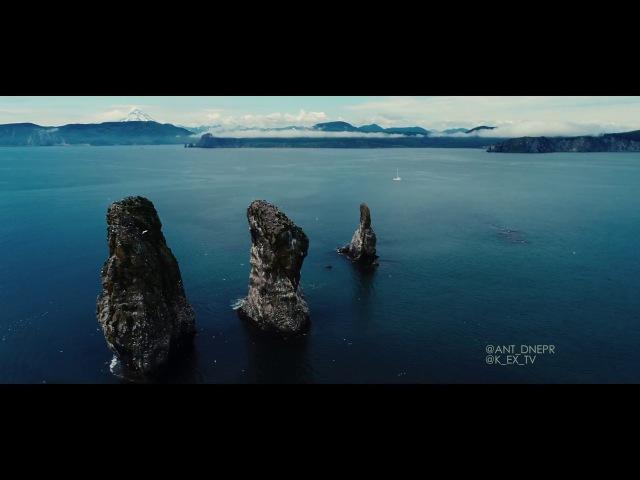 Нетронутая Камчатка... Kamchatka 4k 2017 Природа вулканы