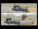 FV304, Топь, Стандартный бой