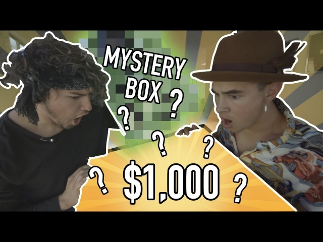 $1,000 VS. $100 MYSTERY BOX FROM EBAY (YOU WON'T BELIEVE WHAT WE FOUND)