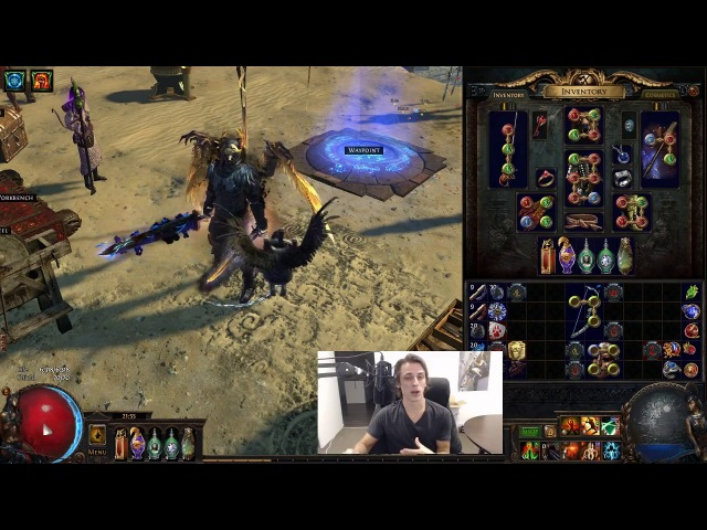 Starter Champion Endgame Annihilation - Greatest Ascendancy Rework Ever?