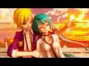 【MMD PV】命に嫌われている。Hated by life itself. - Hatsune Miku ・Kagamine Len (English / Romaji Sub)