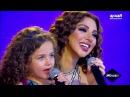 ميريام فارس والطفلة سيرينا البنّا دويتو ش1