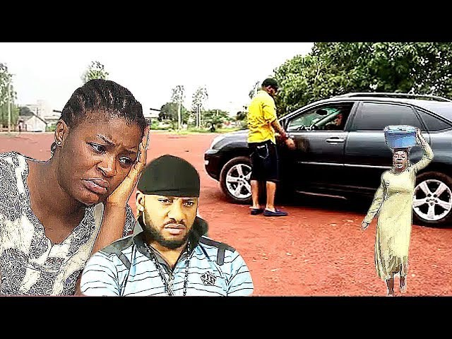 THE BILLIONAIRE DESPERATELY IN LOVE WITH A VILLAGE FOOD SELLER- NIGERIAN MOVIES 2017| AFRICAN MOVIES