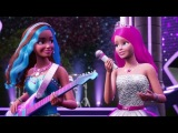 барби мультфильм  Барби Рок-принцесса  барби на русском новые серии