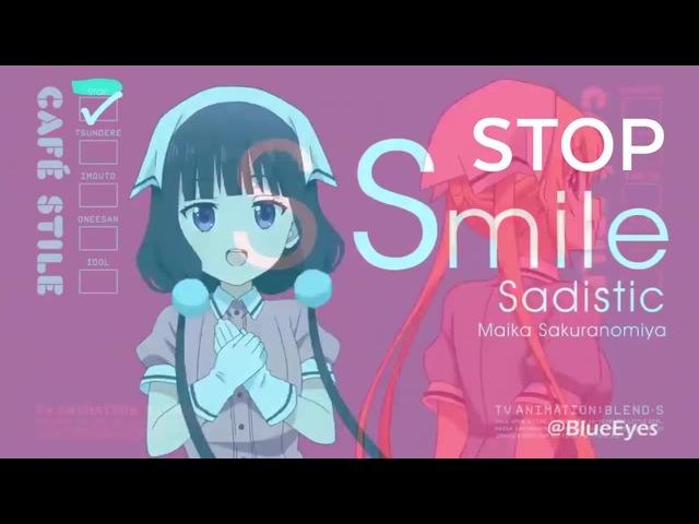 Smile...? Sweet? SISTER? SADISTIC?!!?? · coub, коуб
