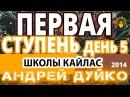 ⚜ Андрей Дуйко БЕСПЛАТНО 1 ступень школы Кайлас день 5-й 2014 г ⚜ Эзотерика для начинающих