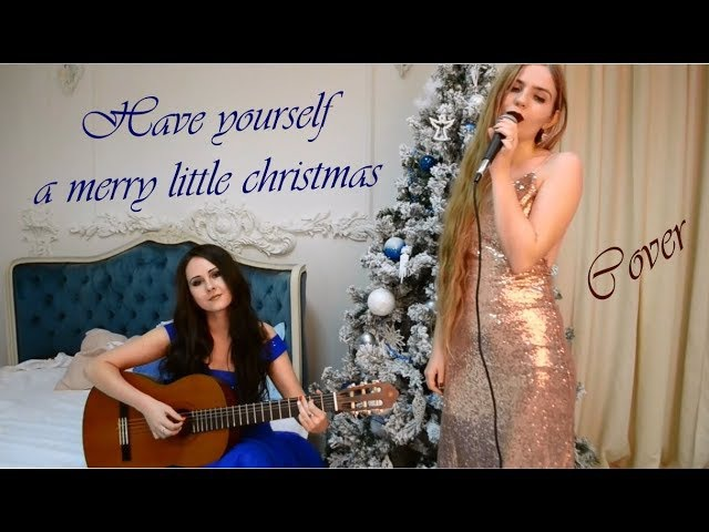 Marine Kras - have yourself a merry little christmas, Мария Меньшова ( гитара)