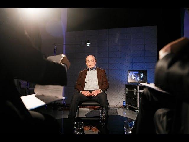 Владимир Познер о выборах, пропаганде, новых обвинениях против России и харрасменте. «На троих»