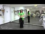 www.samira-dance.ru - Как делать - движение Тарелочка - Онлайн-школа Самиры - демо ролик