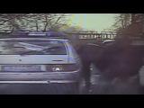 Погоня за пьяным водителем в Иванове