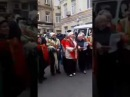Федорук привіз під Печерський суд сільський ансамбль на свою підтримку