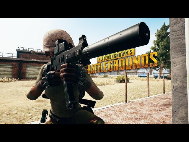 БОЙЦЫ ГОЛУБОЙ КРОВИ ➤ PlayerUnknown's Battlegrounds ➤ Стрим 56