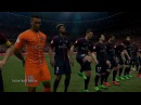 Bayern Munich vs PSG | UEFA Champions League | Allianz Arena | PES 2017 HD