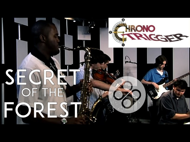 The OneUps 15 YEAR ANNIVERSARY | Chrono Trigger - Secret of the Forest Cover