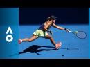 Su-Wei Hsieh v Angelique Kerber match highlights (4R) | Australian Open 2018