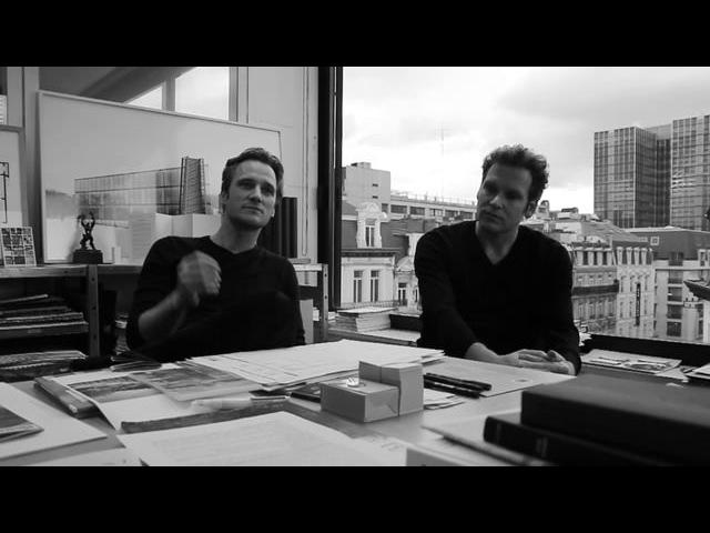OFFICE Kersten Geers David van Severen: What is architecture?