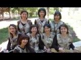 Абхазские песни в исполнении грузинских ансамблей. Апсуа. Апсны