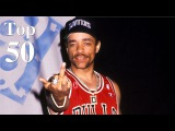 Top 50 - Ice-T Songs The Greatest Hits