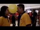 Dance Balon part2 lucu ngakak abis | Balon dance Couple part 2
