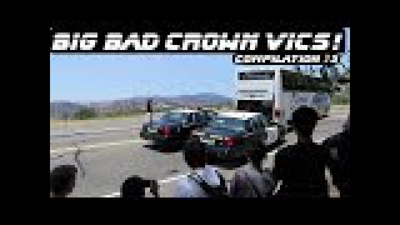 Big Bad Crown Vics In Action 3 Compilation Ford Interceptor P71
