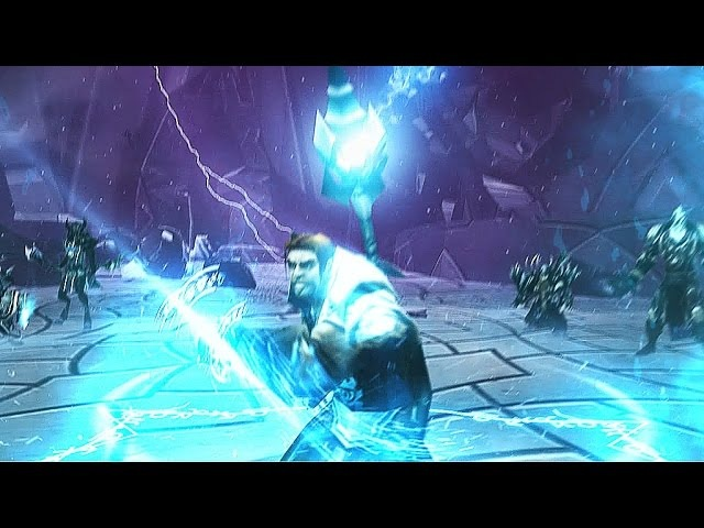 World of Warcraft T5 Content Trailer 2016