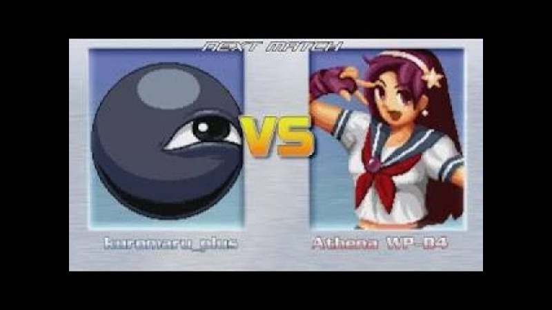 MUGEN Hentai Athena x Vs Kuromaru Ep 02, The King of Fighters, You must watch
