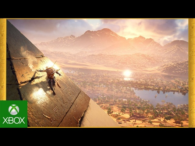 Free Download Assassin's Creed Origins Xbox One Code ISO