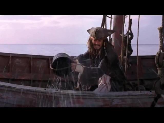 Captain Jack Sparrow arrived in Vietnam