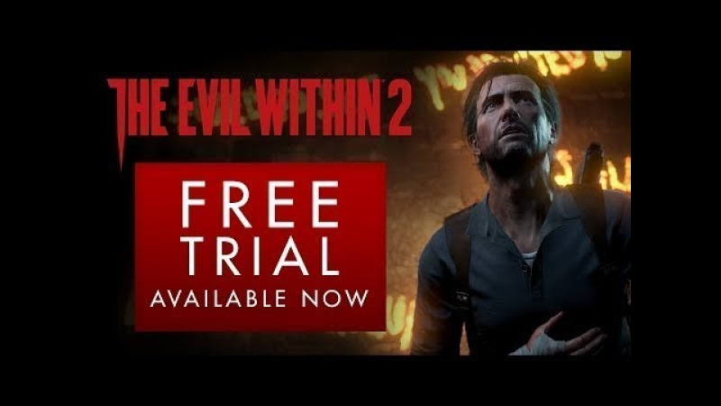 The Evil Within 2 Free Trial – Available Now