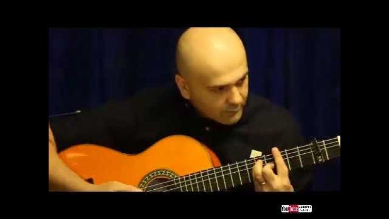 GUITAR FLAMENCO-Behrouz Aghaei