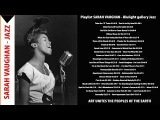 Sarah Vaughan best collection of Bebop Bluess jazz listen to in relax